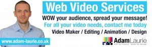 adam laurie web video services video maker