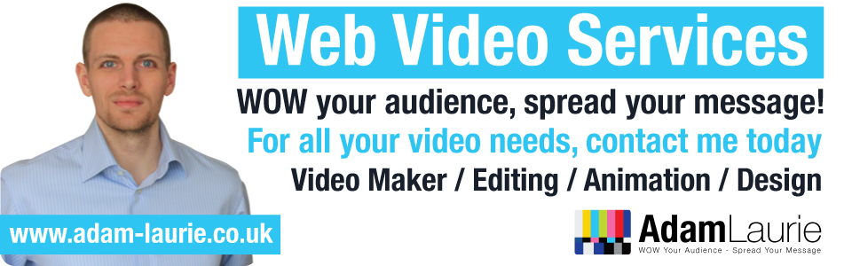 adam laurie web video services video maker